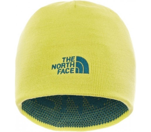 Caciula The North Face Ticker Tape Verde/Galbena