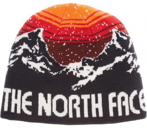 Caciula The North Face Youth Anders Neagra/Rosie