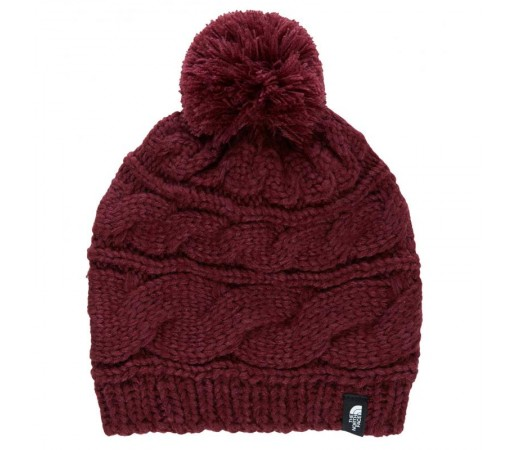 Caciula The North Face W Triple Cable Rosie