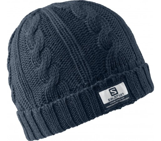 Caciula Salomon Casual Beanie Blue