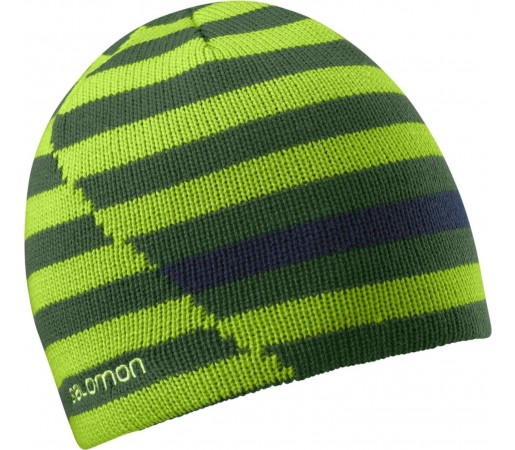 Caciula Salomon Stripe Green