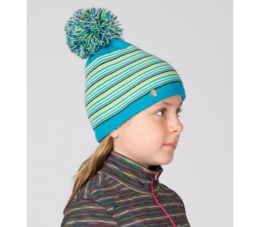 Caciula Spyder Girls Stripes Albastru/Multicolor