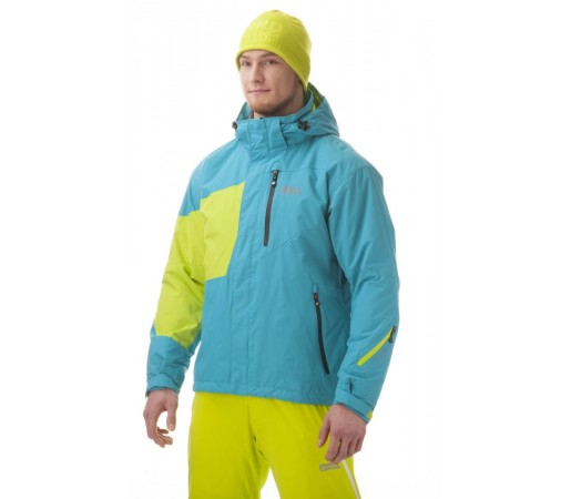 Geaca Schi si Snowboard Nordblanc CALIBER Turcoaz