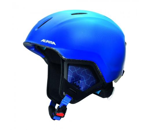 Casca Ski si Snowboard Alpina Carat XT Albastru Mat