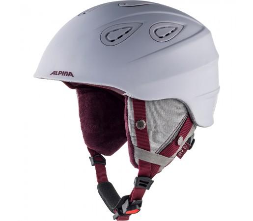 Casca Ski Alpina Grap 2.0 liliac/cassis matt