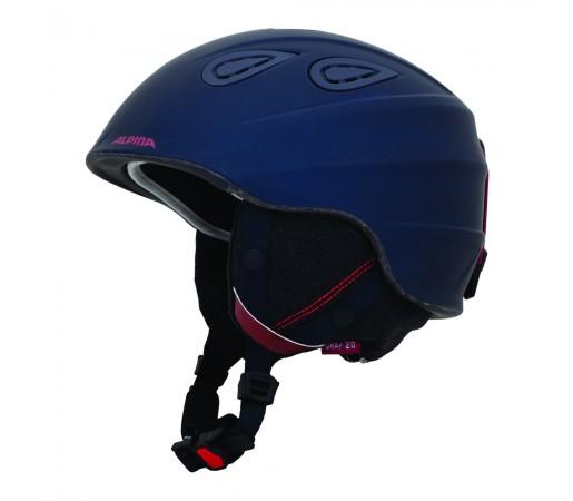 Casca Ski si Snowboard Alpina Grap 2.0 LE Indigo Mat