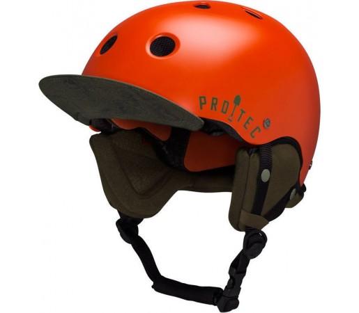 Casca Pro-Tec Classic Orange
