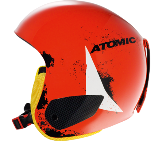 Casca Atomic Redster Jr Red
