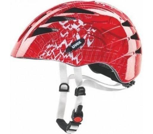 Casca bicicleta Uvex Junior Red