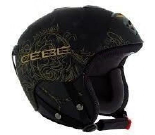 Casca Cebe SPYNER FLEX ARTZY Black-Gold