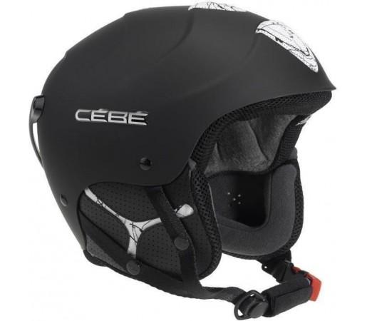 Casca Cebe SPYNER FLEX Black