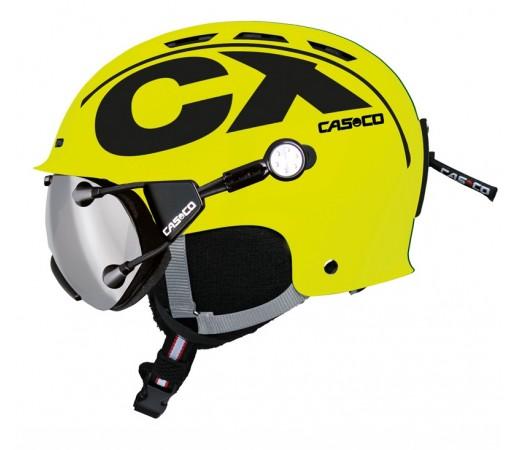 Casca Schi si Snowboard Casco CX-3 Icecube Galben/Negru