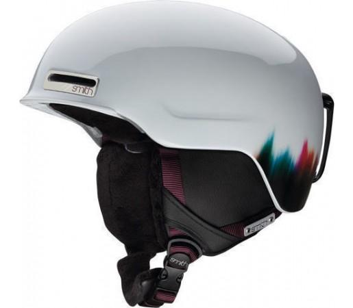 Casca Schi si Snowboard Smith Allure White Ombre