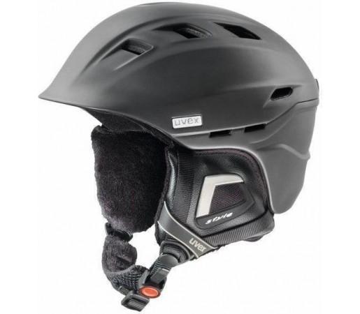 Casca Schi si Snowboard Uvex Comanche II Carbon Black