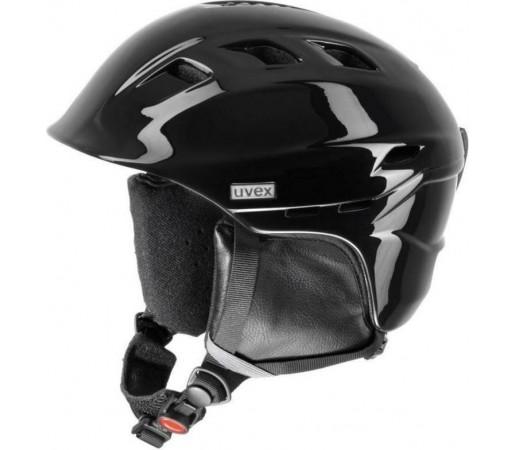 Casca Schi si Snowboard Uvex Comanche II Pure Black