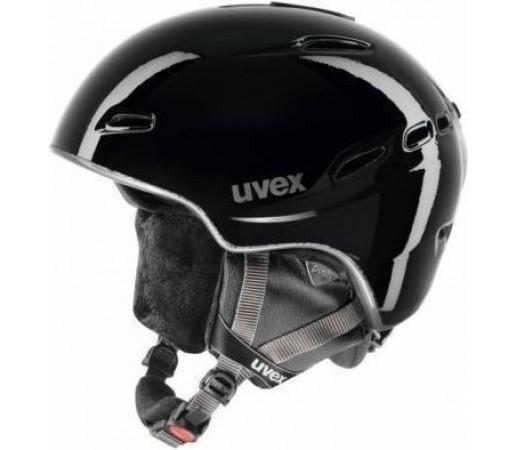 Casca Schi si Snowboard Uvex Hypersonic Black