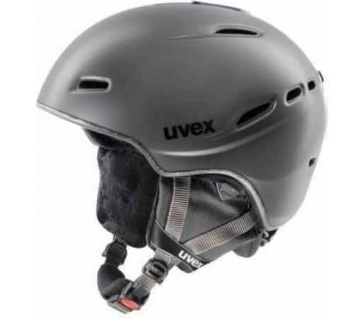 Casca Schi si Snowboard Uvex Hypersonic Grey