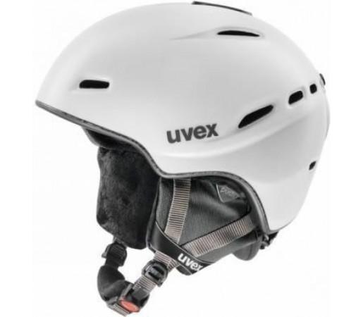 Casca Schi si Snowboard Uvex Hypersonic White