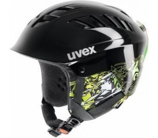 Casca Schi si Snowboard Uvex X-Ride Jr. Motion Black