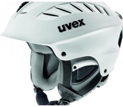 Casca Schi si Snowboard Uvex X-ride Motion White