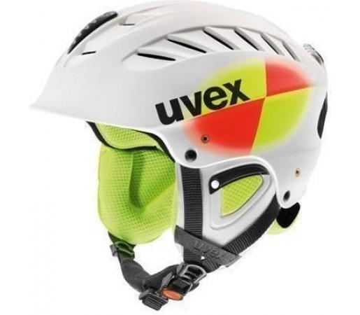 Casca Schi si Snowboard Uvex X-Ride Race White