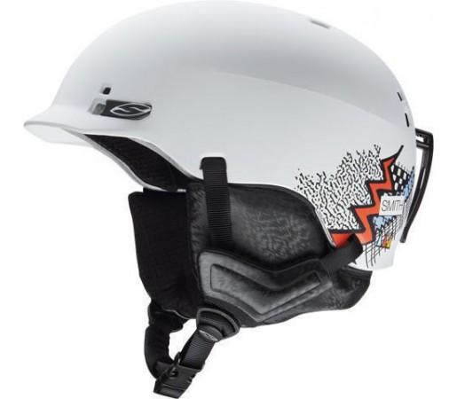 Casca Ski si Snowboard Smith Gage White Carlton