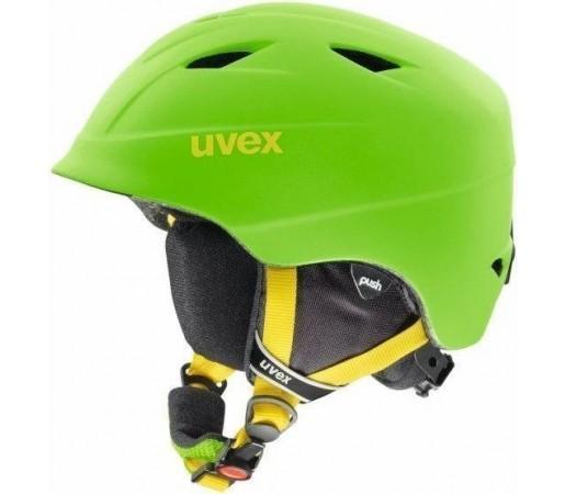 Casca Ski si Snowboard Uvex Airwing II Pro Green