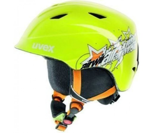 Casca Ski si Snowboard Uvex Airwing II Pro Lime