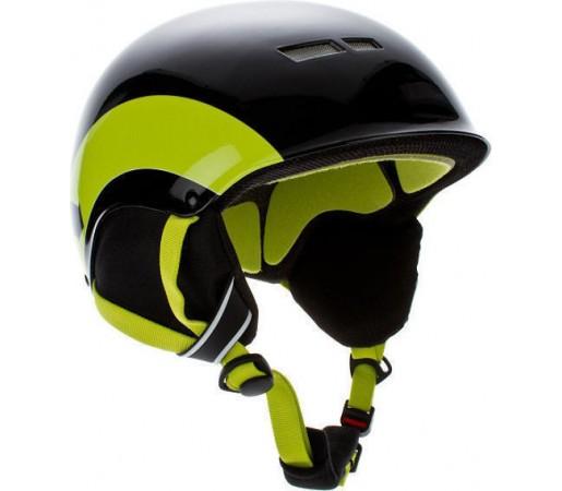 Casca Ski si Snowboard Uvex HLMT 3 Pure Black- Yellow