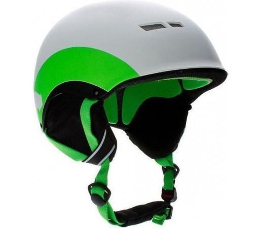Casca Ski si Snowboard Uvex HLMT 3 Pure White- Green