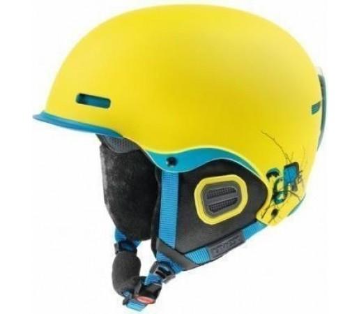 Casca Ski si Snowboard Uvex HLMT 5 Pro Yellow