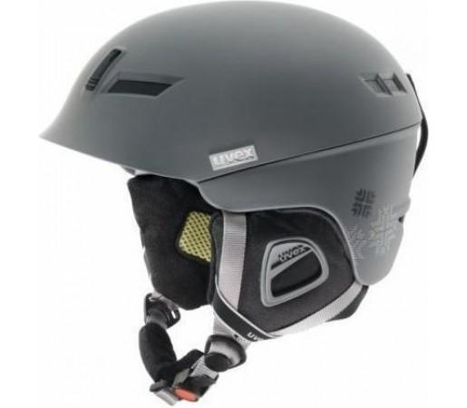 Casca Ski si Snowboard Uvex HLMT 7 Grey