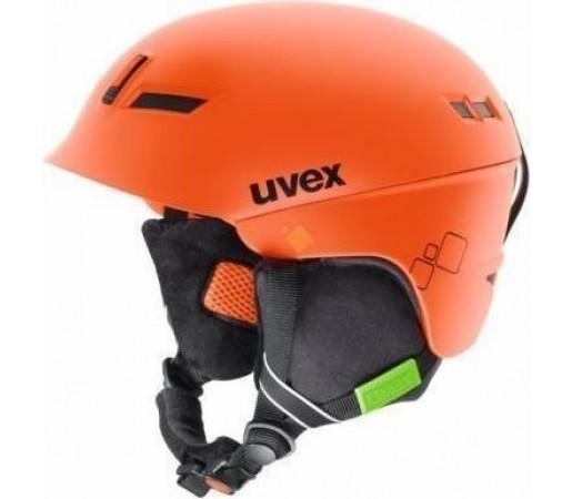 Casca Ski si Snowboard Uvex HLMT 7 Pure Orange