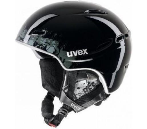 Casca Ski si Snowboard Uvex Hypersonic Pro Black