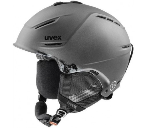 Casca Ski si Snowboard Uvex Plus Pro Grey