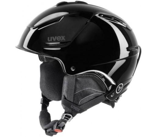 Casca Ski si Snowboard Uvex Pro Shiny Black