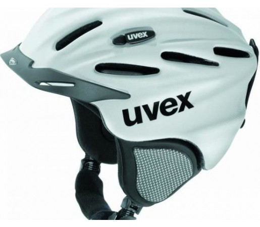 Casca Ski si Snowboard Uvex Ultrasonic pro graphics White