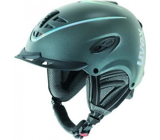 Casca Ski si Snowboard Uvex Uvision Pro Dark Slate Gray