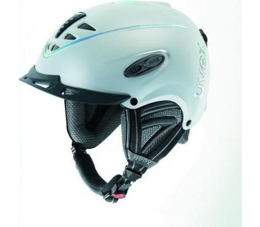 Casca Ski si Snowboard Uvex Uvision Pro Silver