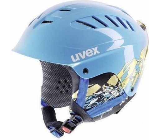 Casca Ski si Snowboard Uvex X-Ride Junior Motion Blue
