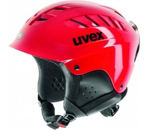 Casca Ski si Snowboard Uvex X-Ride Junior Red