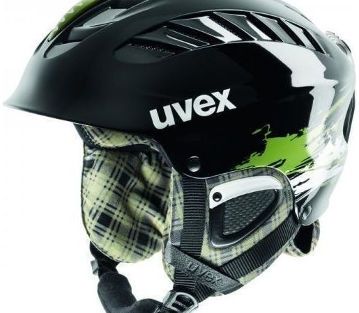 Casca Ski si Snowboard Uvex X-Ride Motion Graphic Men Black