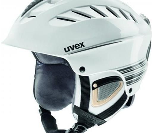 Casca Ski si Snowboard Uvex X-Ride Motion Graphic White