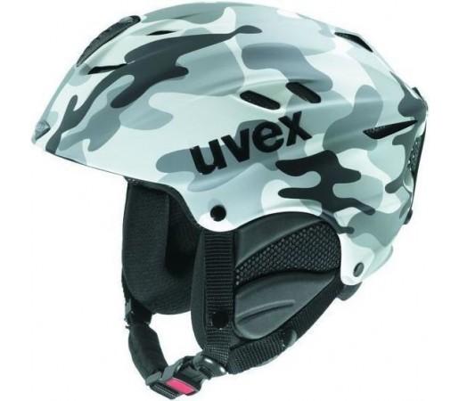 Casca Ski si Snowboard Uvex X-Ride Motion Style Navy camouflage