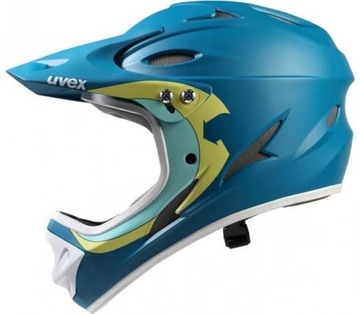 Casca Ski Uvex HLMT 9 Blue