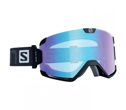 Ochelari schi si snowboard Salomon M Cosmic Negri