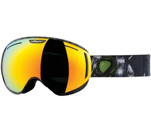 Ochelari schi si snowboard Dye CLK DCP Polarized Negri