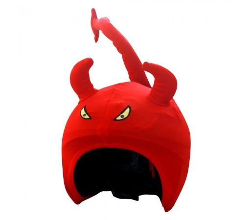 Husa amuzanta cu leduri Coolcasc Devil