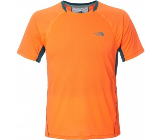 Tricou The North Face M Better Than Naked S/S Portocaliu