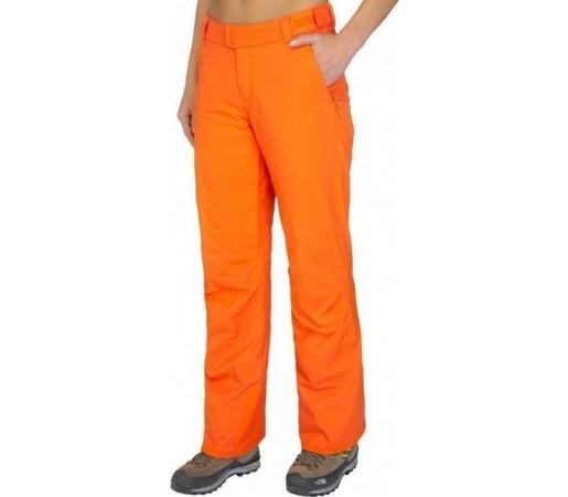 Pantaloni The North Face W Bansko Portocaliu